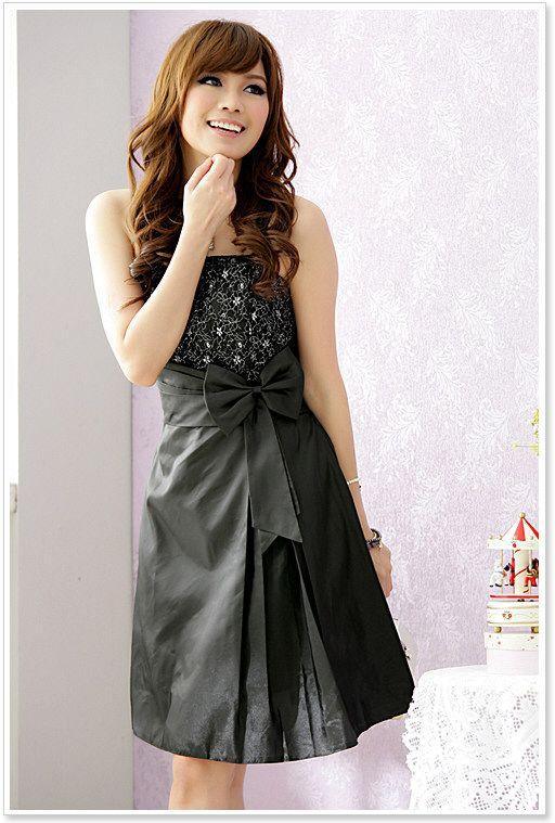 Women Formal Dresses K8200 Black Interesting Clothing I Would