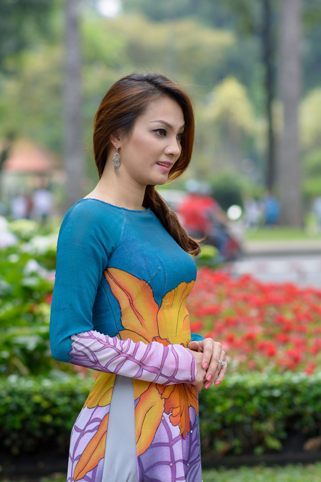 Pin by bahadar khan on korean fashion pinterest vietnamese dress