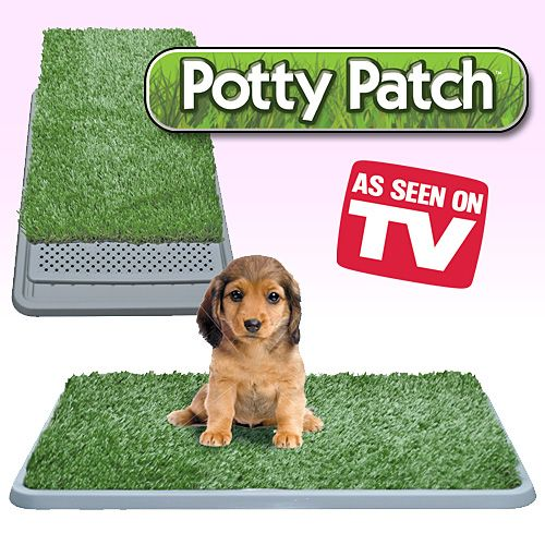 Pet Potty Patch™ Is The Modern Way To House Break Your Dog
