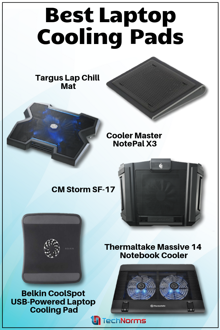 6 Best Laptop Cooling Pads You Can Buy Laptop Cooling Pad Best
