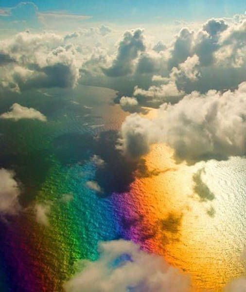 It S More Than Just A Photo 40 Pics Clouds Rainbow Sky Sky And Clouds