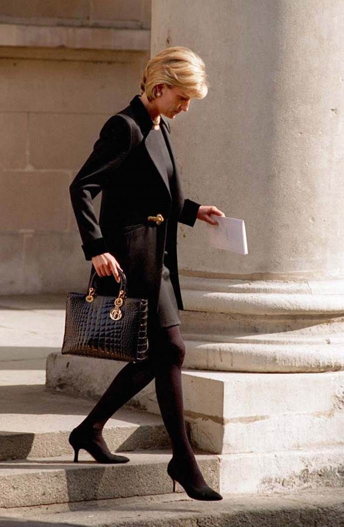 Princess Diana Iconic Style Moments #princessdiana