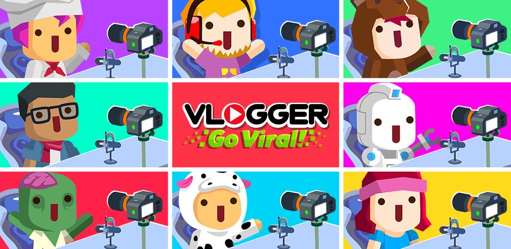 Vlogger Go Viral Tuber Game Game app, Free android