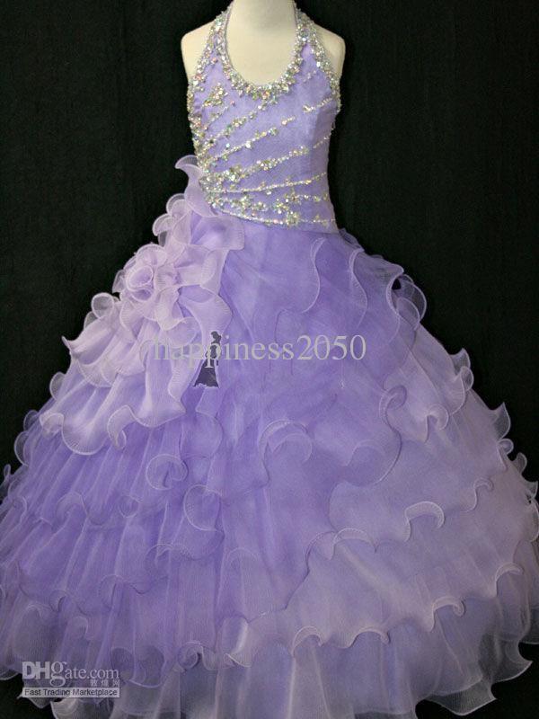 purple flower girl dresses - Google Search | Kids | Pinterest ...