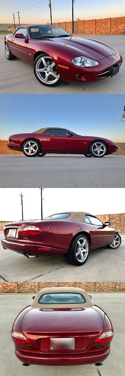 Luxury Cars 1997 Jaguar Xk8 Two Door 1997 Jaguar Xk 8 2 Door Convertible Low Mileage Luxury Sports Car Like New Buy It Now Only 610 Jaguar Car Jaguar Xk8
