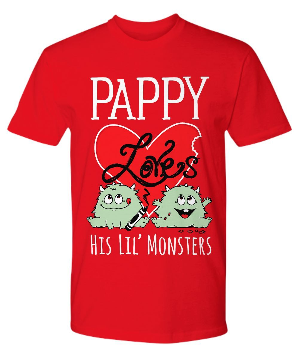 PAPPY Loves His Lil' Monsters