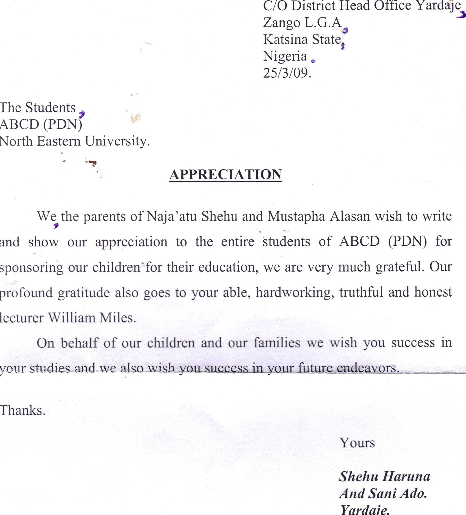scholarship letter of appreciation unique secondary school curriculum vitae hobbies and interests examples federal resume cover example sample word doc