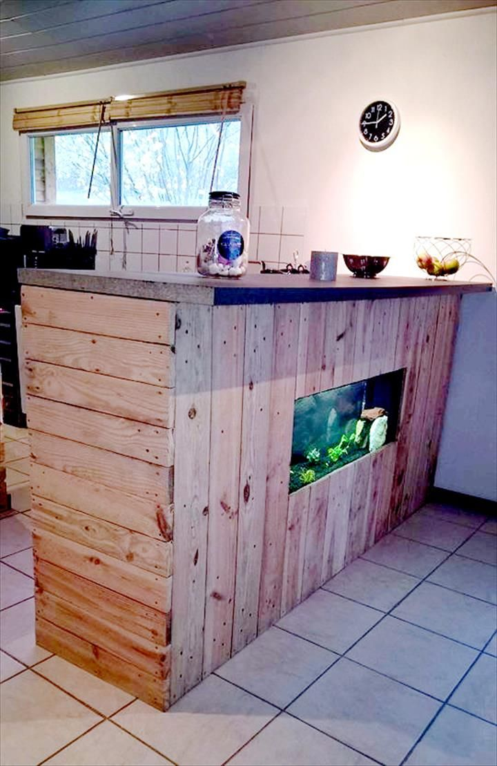 87 epic pallet bar ideas to embrace for your event do it yourself 87 epic pallet bar ideas to embrace for your event homesthetics find this pin and more on do it yourself solutioingenieria Gallery