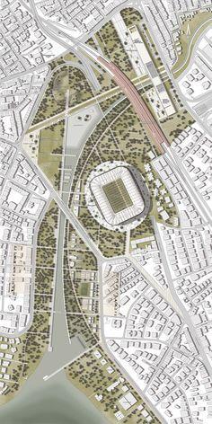 Masterplan 1 5000 Examples Cerca Con Google Landscape