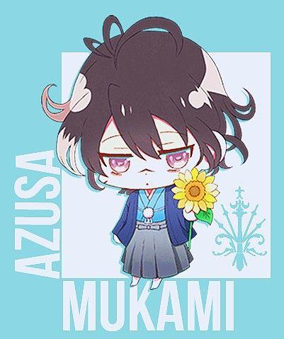 Azusa Mukami Chibi ~ Diabolik Lovers event kimono 2016