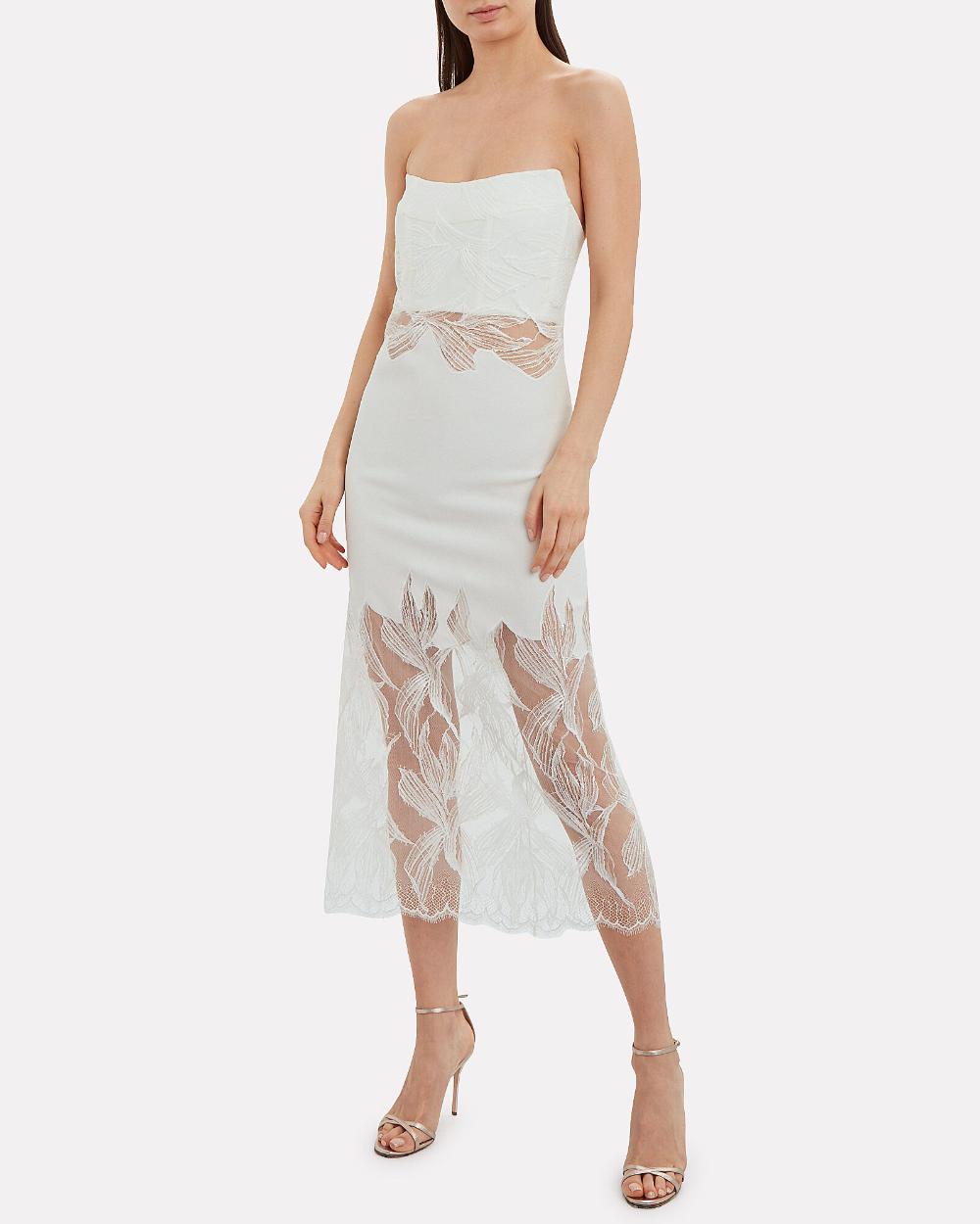 Lace Applique Suspended Dress Dresses Applique Dress Lace Dress [ 1250 x 1000 Pixel ]