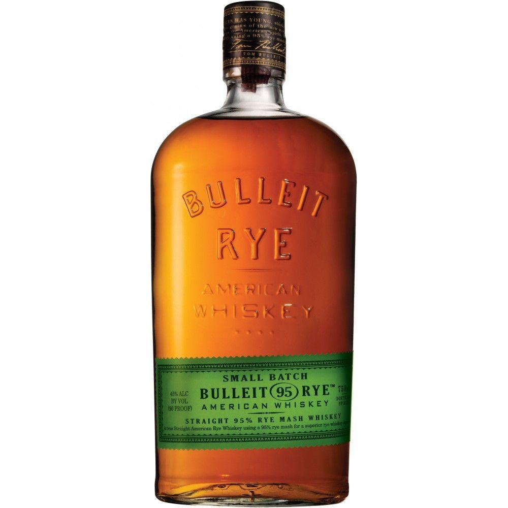 Bulleit 95 Rye Rye Whiskey Best Rye Whiskey Whiskey