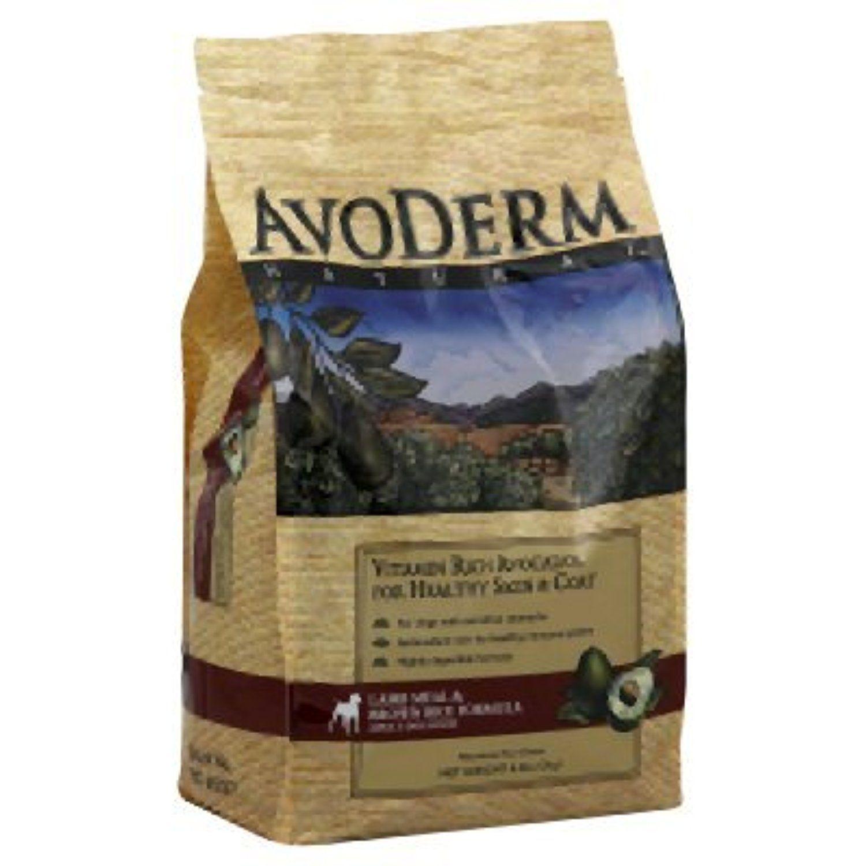 Avoderm natural adult dog lamb rice dry dog food 44 lb