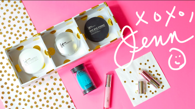 Oh Hey! We're Having an IT Cosmetics Giveaway!