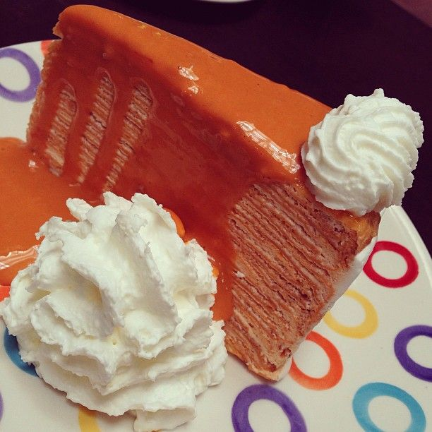 25+ Thai Tea Pie