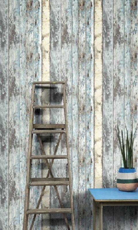 details zu vlies tapete antik holz rustikal verwittert. Black Bedroom Furniture Sets. Home Design Ideas