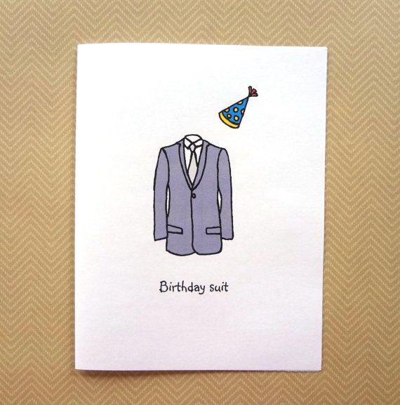 Dirty Birthday Card, Naughty Card Birthday, Sexy Card