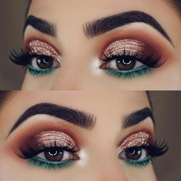 Photo of 41 Gorgeous Makeup Ideas for Brown Eyes | Page 4 of 4 | StayGlam