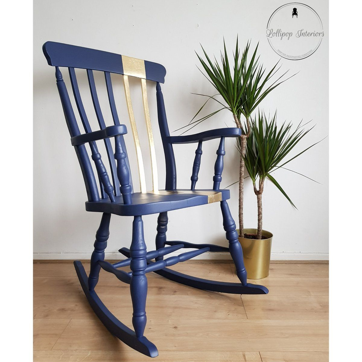 Solid pine rocking chair Rocking chair makeover, Rocking