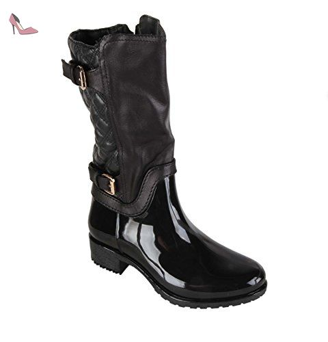 C M Paris- Bottes - 33 - Noir - Chaussures gnrique ( Partner-Link ... 95803a5d7c6b