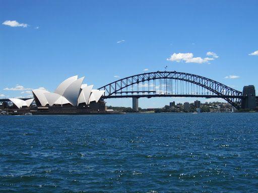 I miss Australia