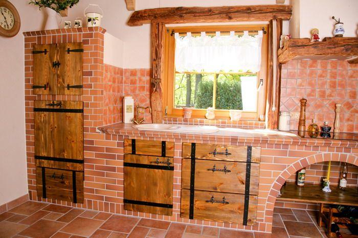 Rustikale Küchenmöbel Кухня Pinterest Country style, Shabby - küche aus porenbeton