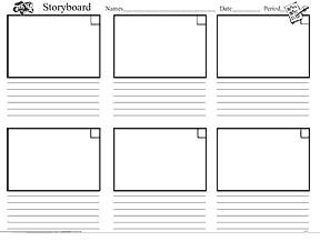 Modelos De Story Board  Pesquisa Google  Apresentaes