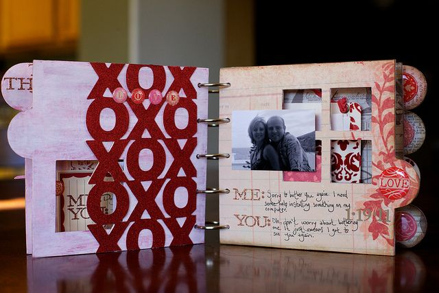 Ten Ideas For Scrapbooking Your Relationship With Your Spouse