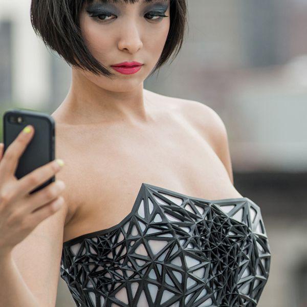 X.pose : un corset qui vous met à nu si vos connexions internet sont trop fréquentes.