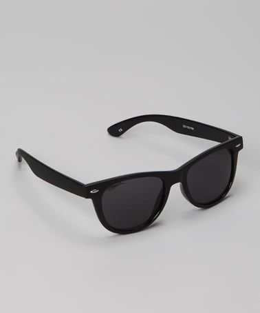 ade8c66984 Another great find on  zulily! Black Sunglasses by Maui and Sons   zulilyfinds
