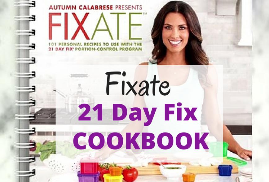 21 day fixate cookbook free in pdf