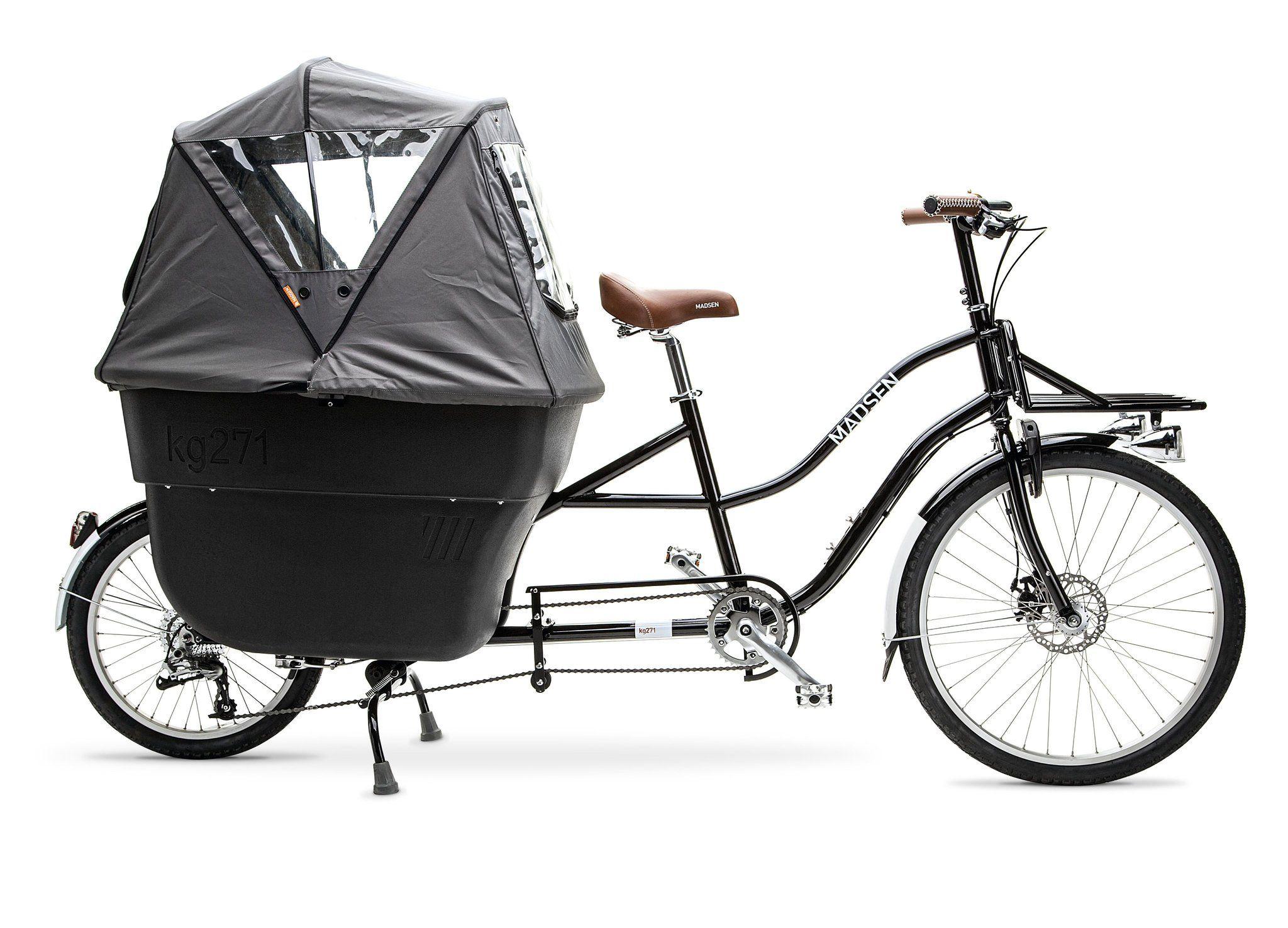 Madsen 2020 Classic Black Fully Loaded Bike Cool Bike