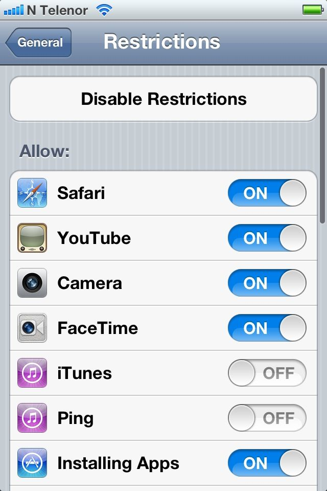 How To Hide Default Apps On Your Iphone Ipad Recipe Iphone Security Iphone Hacks Iphone