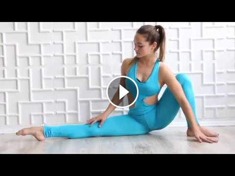 Yoga se gril video foto 83