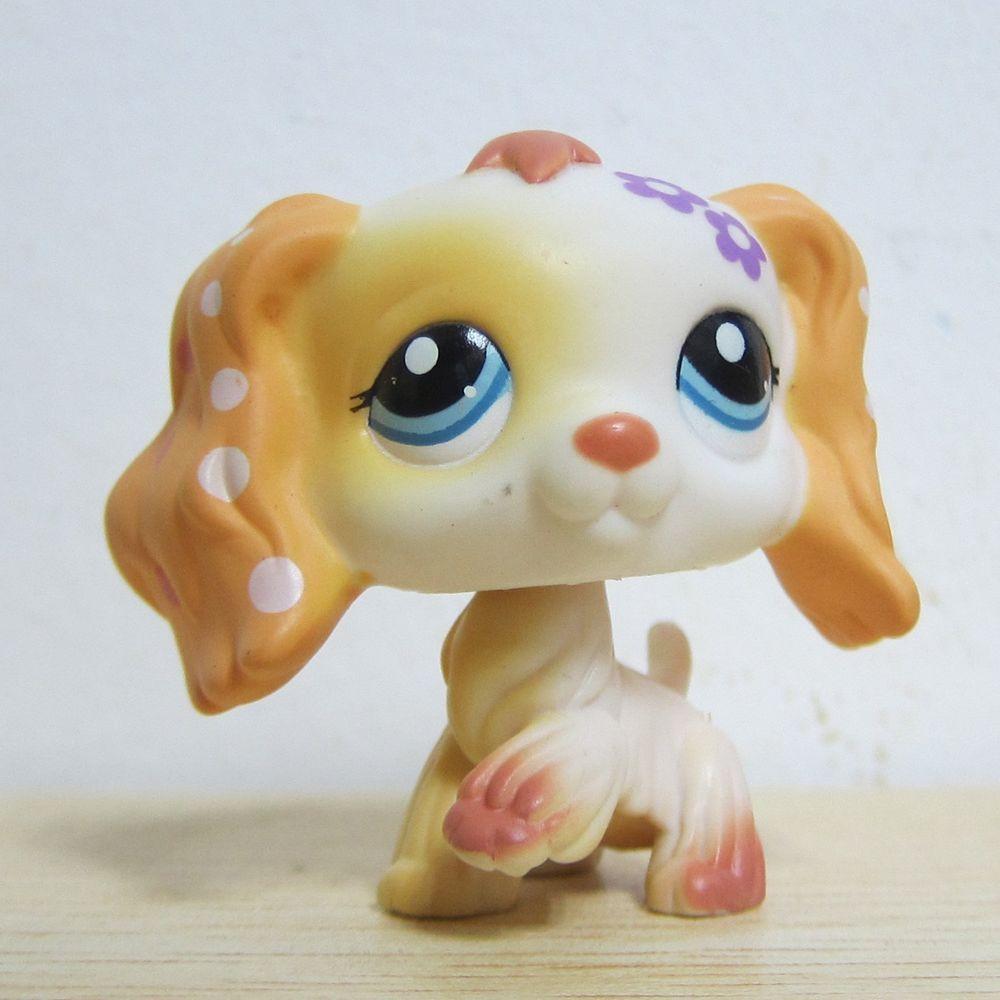 Hasbro Littlest Pet Shop LPS Animals Loose Toys Purple
