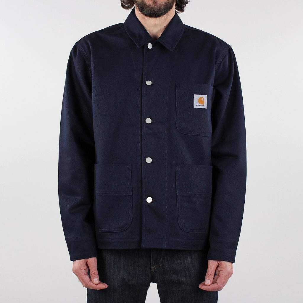 big sale get new shop best sellers Carhartt WIP Chalk Jacket | Carhartt jacket, Jackets ...