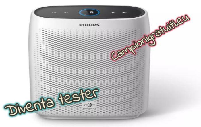 Diventa Tester Purificatore D'aria con Philips