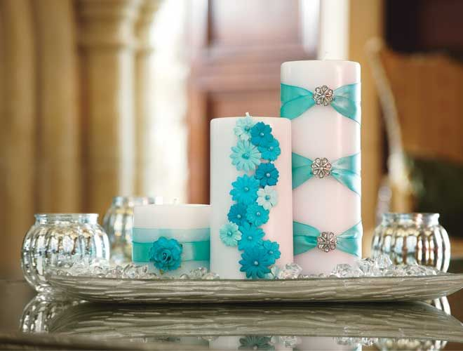 Create some do it yourself accessories that are truly unique create some do it yourself accessories that are truly unique embellish candles with solutioingenieria Choice Image
