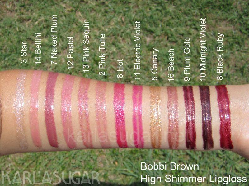 High Shimmer Lip Gloss by Bobbi Brown Cosmetics #14