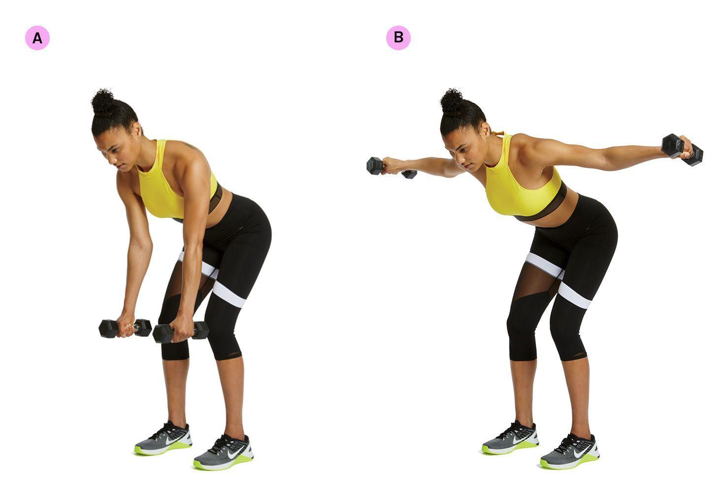 The Best Shoulder Workout To Reshape Your Arms | Best shoulder ...