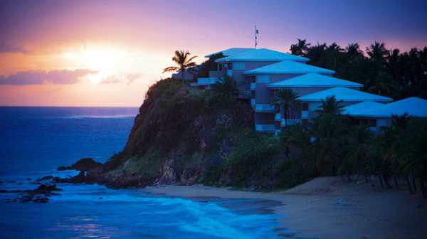 Curtain Bluff At Sunset Www Localvibehotels Com With Images