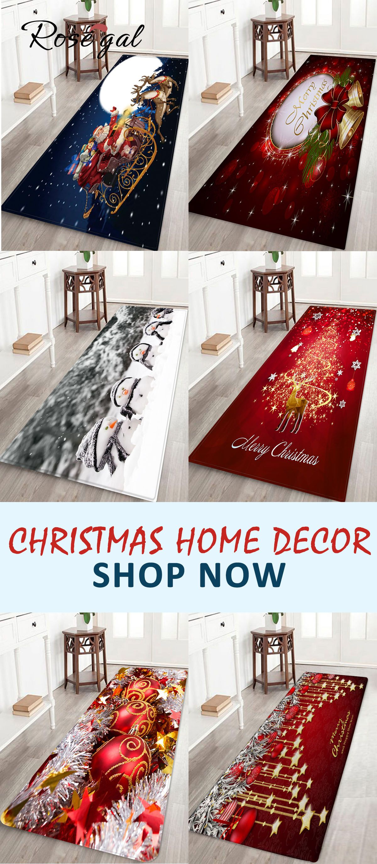 Free shipping over $45 up to off Rosegal Christmas decor ideas