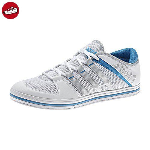 Adidas Sailing Jibe JB01 46 Deckschuh (blanco/blau, Größe 46 JB01 2/3 d1d9d0