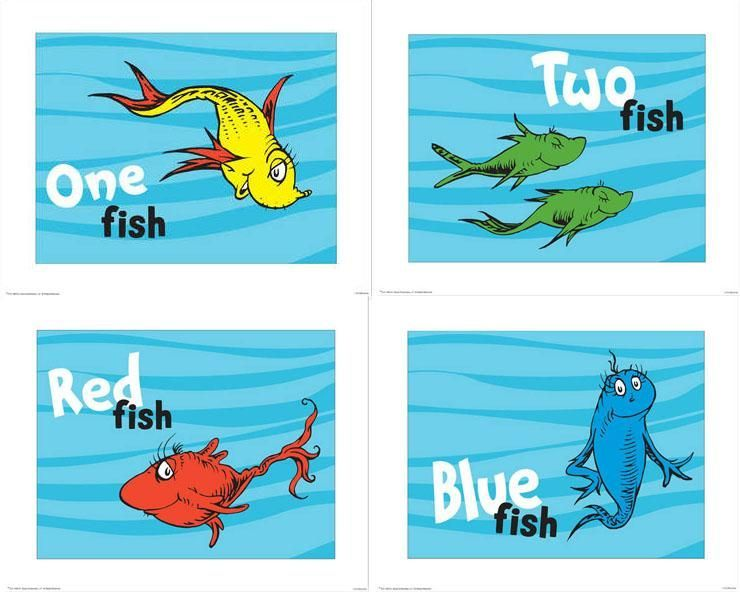 Dr Seuss Fish Template Google Search My Pinterest Dr Seuss