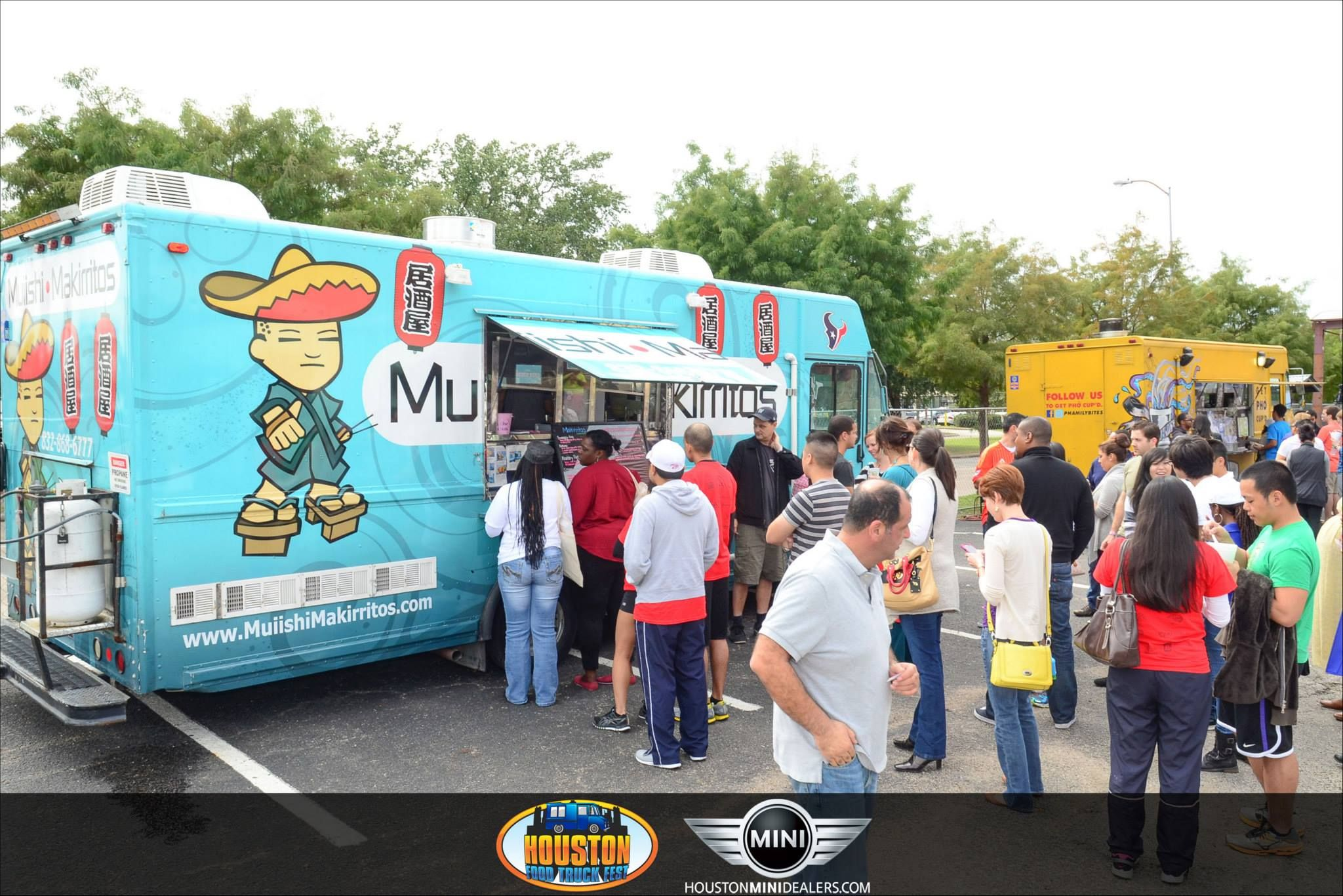 The Houston Food Truck Fest is a gathering of Houston\'s favorite ...