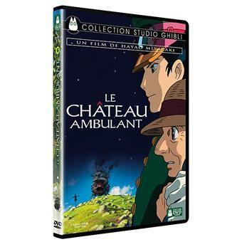Le Château ambulant DVD