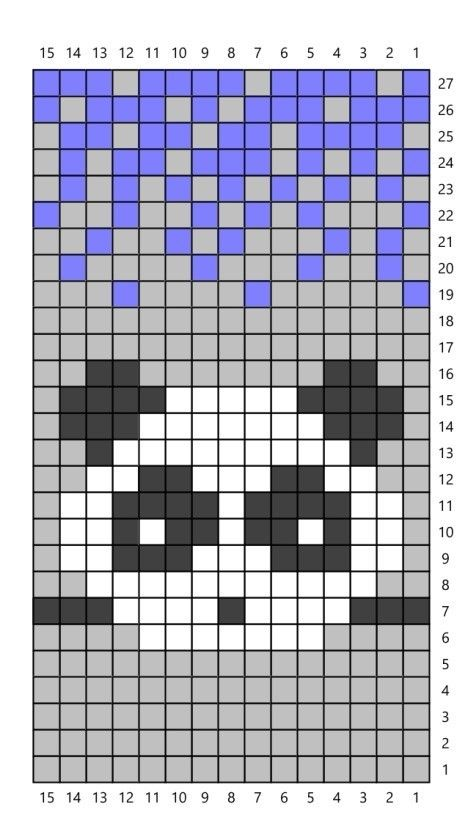 Photo of Panda Hat Pattern jetzt erhältlich!