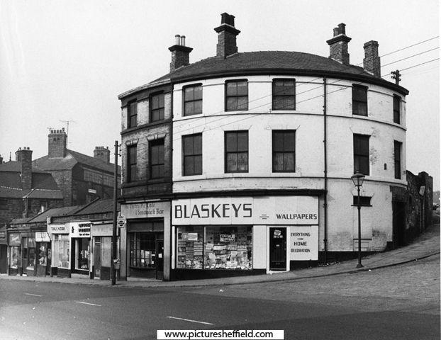 Blaskeys Wallpaper Shop Spital Hill