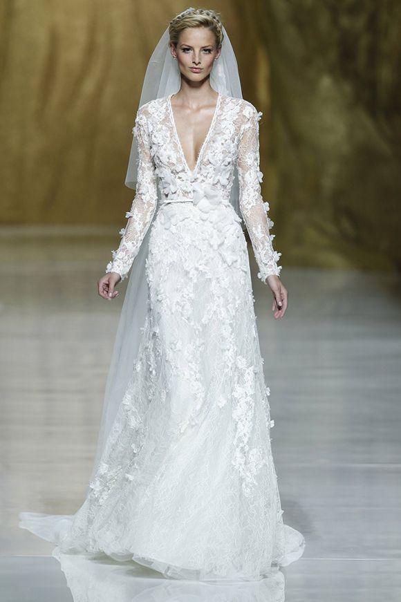 elie saab gray wedding dress - Google Search | wedding dress ...