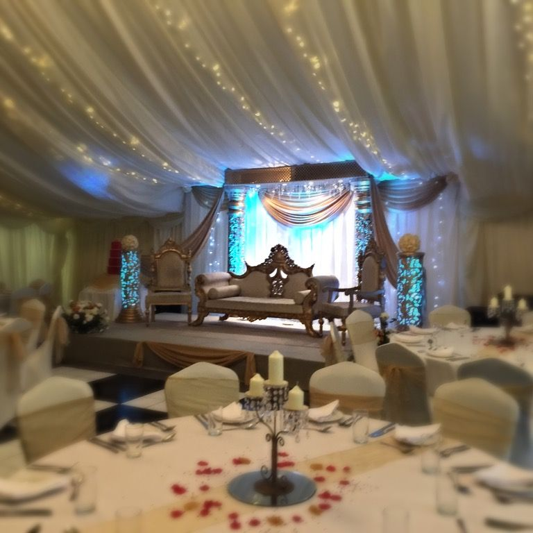 Wedding Venue Shipley West Yorkshire Marquee Asian